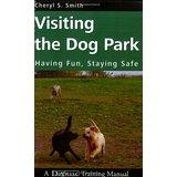 Visiting the dog park, Cheryl Smith