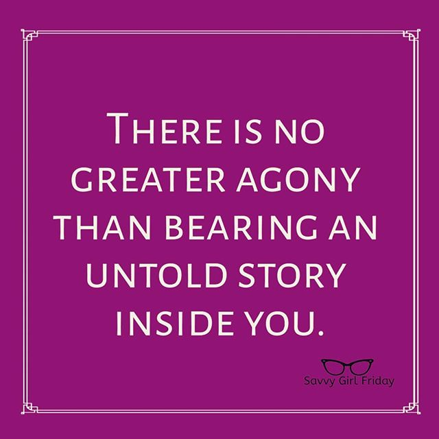 #yourstorymatters #thursdayquotes