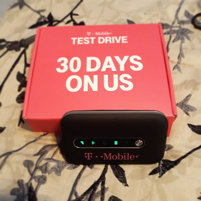 Alright @tmobile I'm going to test out your service for 30 days. To Be Continued........ ☺️🙂🙃. . . . . #cltbusiness #tmobile #tmobiletuesdays #clt #businessowner #stayconnected #charlottenc #tmobilelife