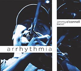 Jimmy O'Connell - Arrhythmia (2016)