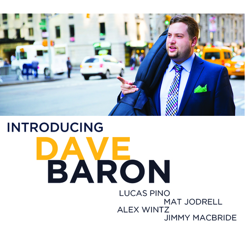Dave Baron - Introducing (2015)