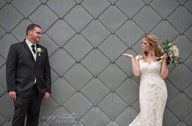 Allie and Ray • Graystone Hall • neff + rutan photography