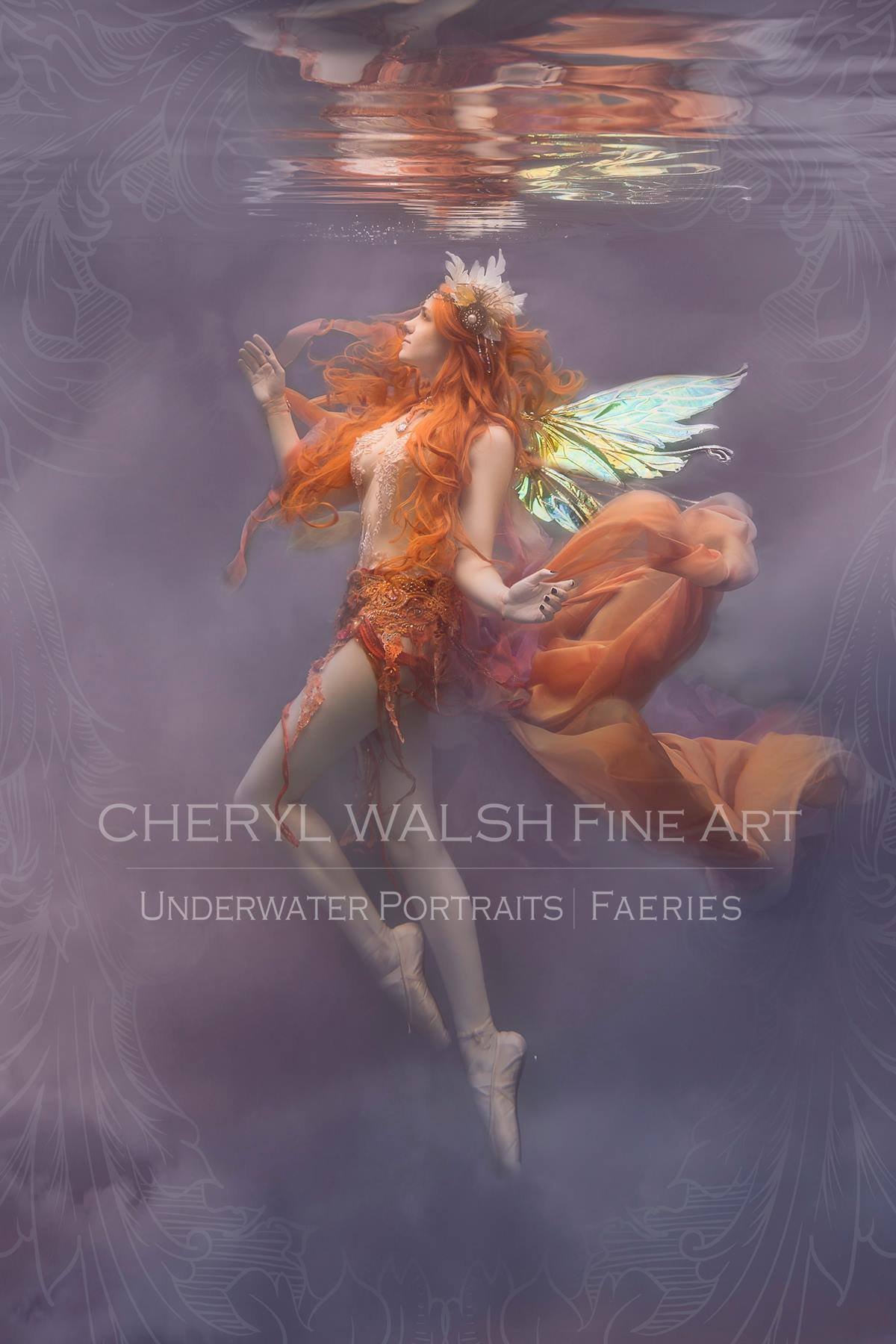 Spontaneous Love Fairy by Cheryl Walsh