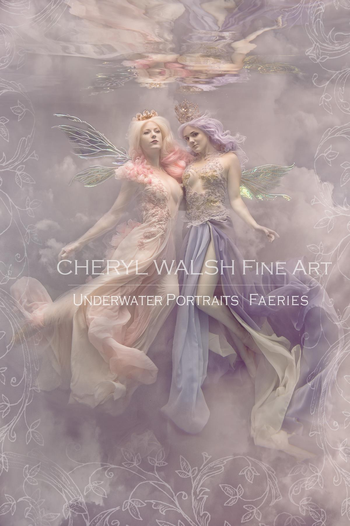 Love of Equals Fairies by Cheryl Walsh