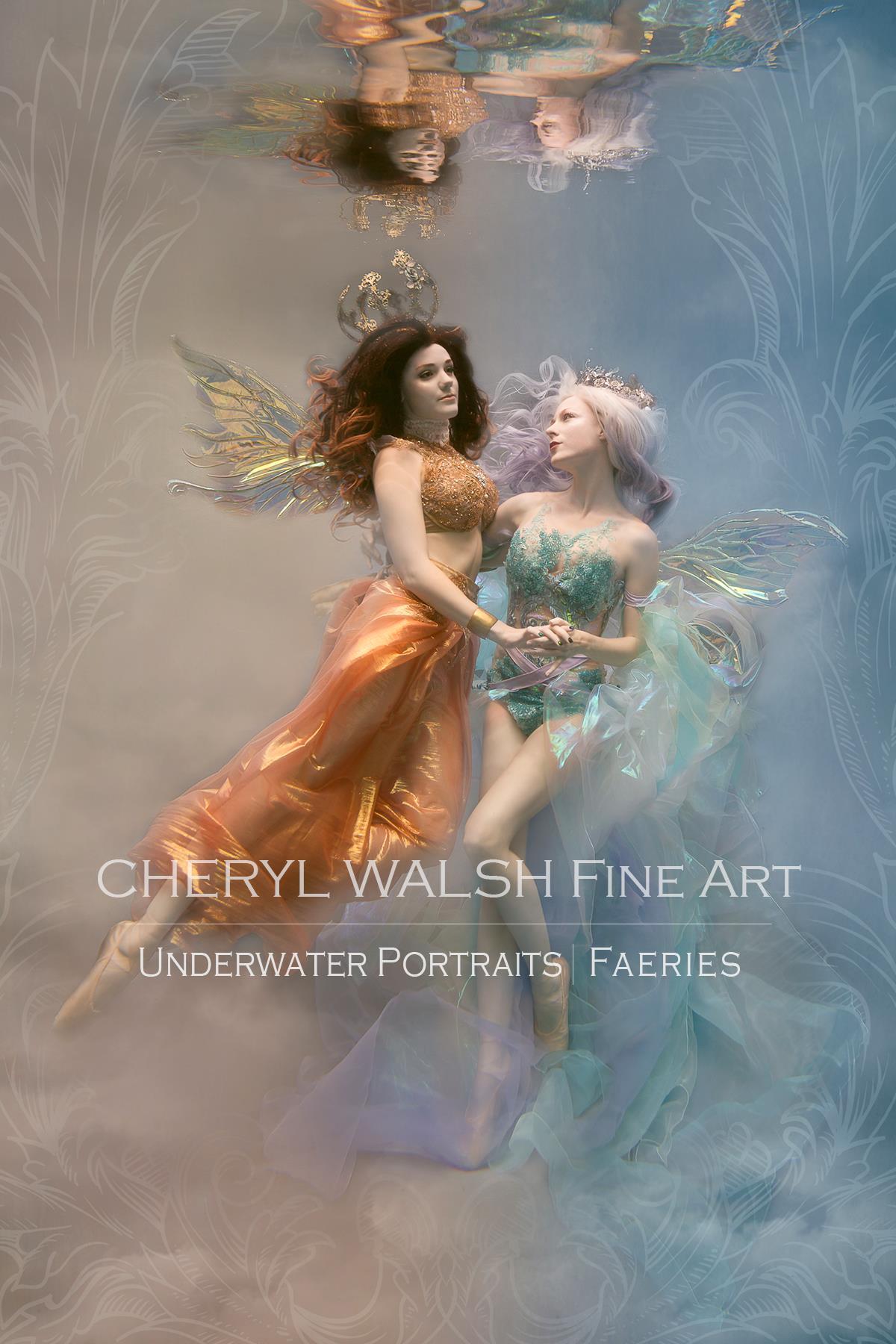Love of Appreciation Fairies by Cheryl Walsh