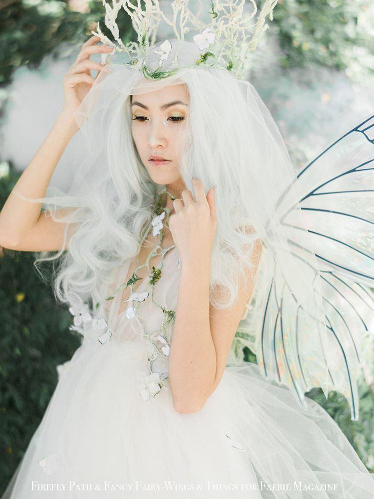 Moth Fairy Sushi Monster for Faerie Magazine