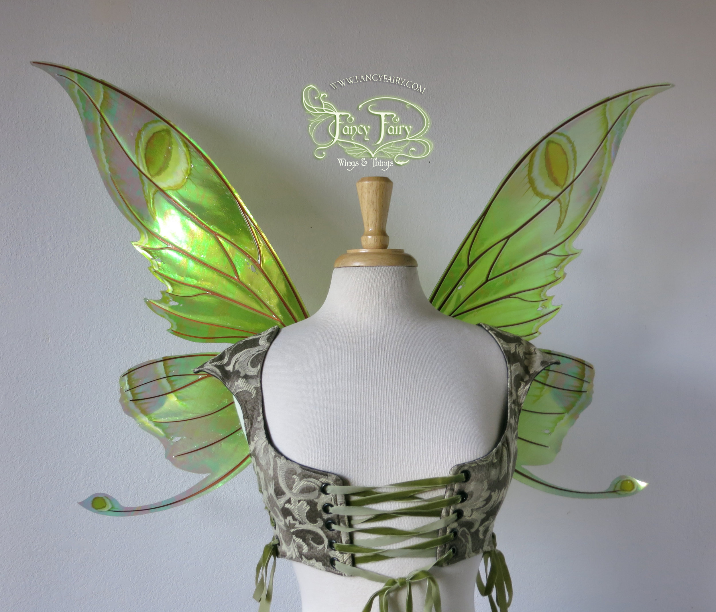 Titania Painted Fairy Wings