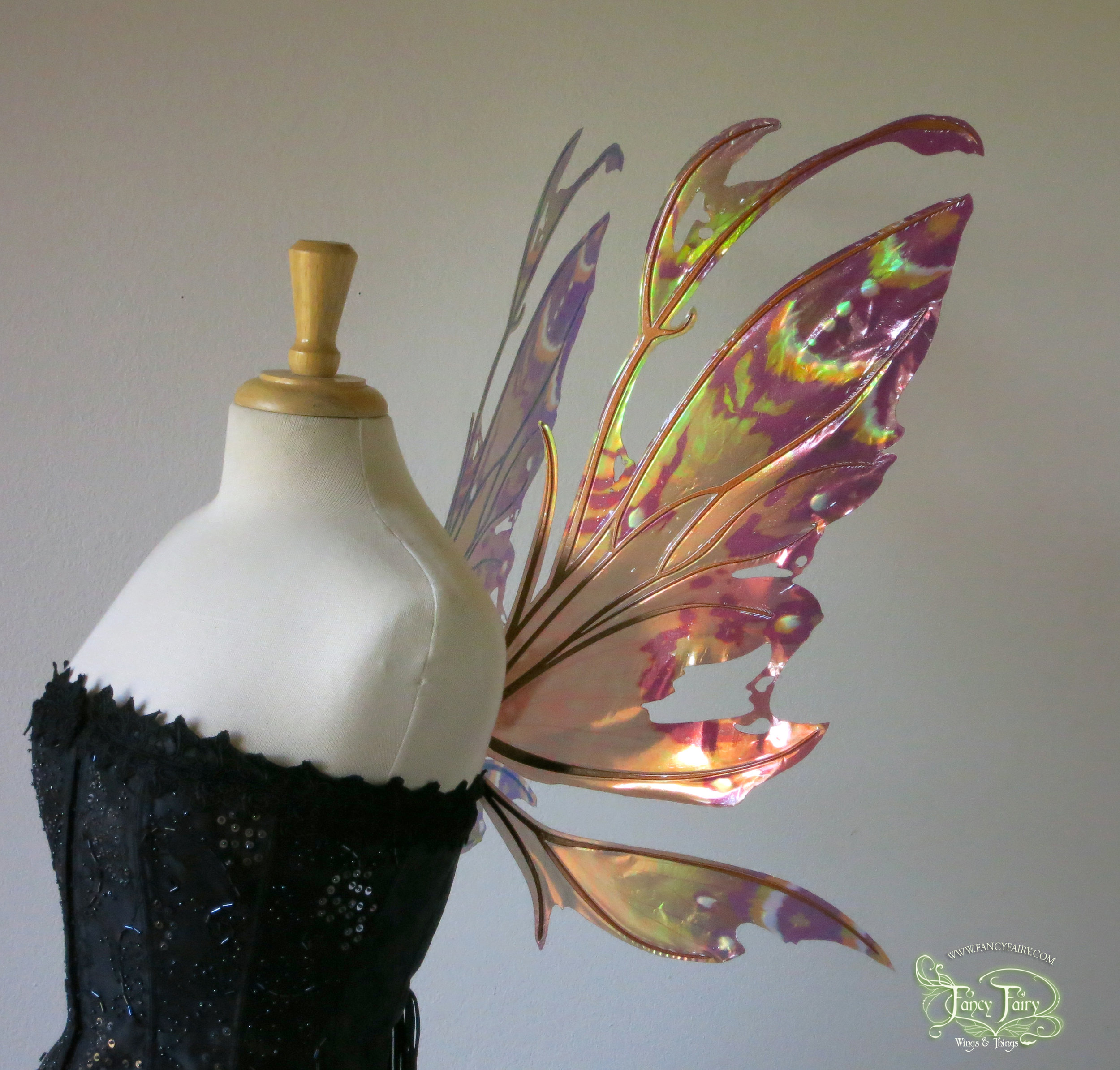 Kira Fairy Wings Painted