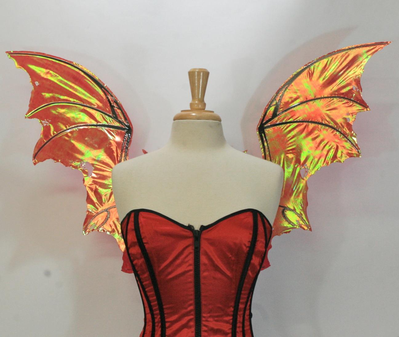 Draconia Fairy Wings