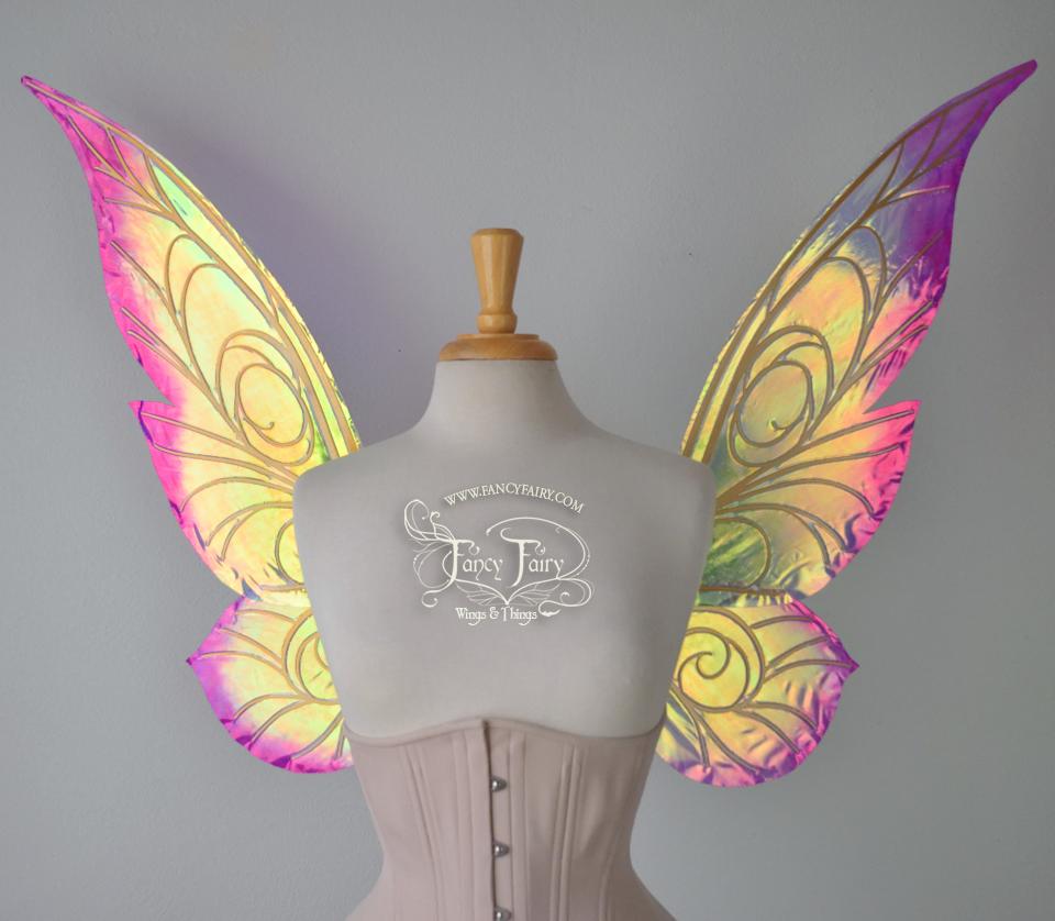 "26 inch Trinket ""Spring Blossom"" wings"