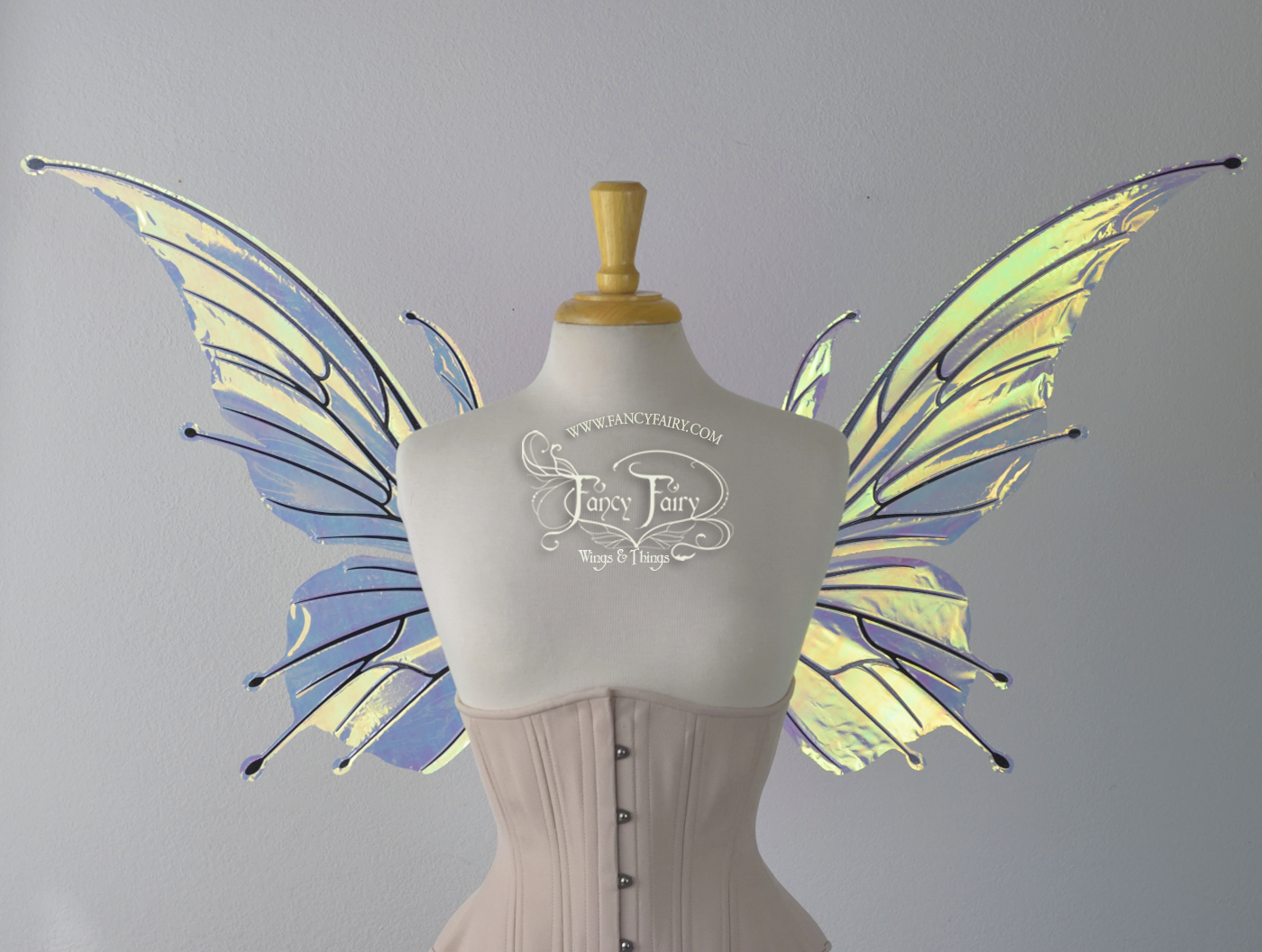 Large Flora Fairy Wings