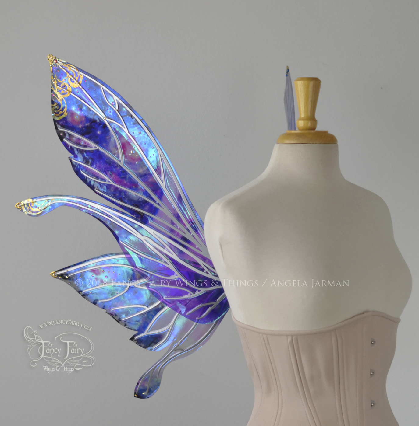 Stellar Salome Fairy Wings