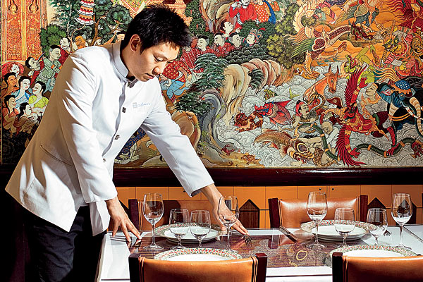 Arun's Thai Restaurant