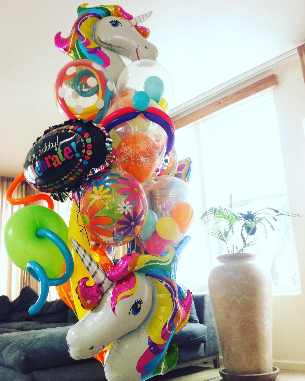 unicorn pastel birthday balloon bouquet.jpg