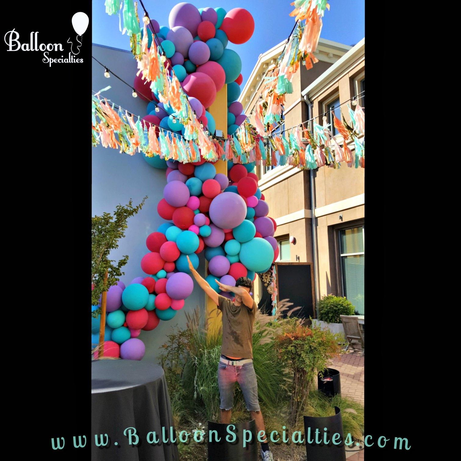 Balloon Garland Branded Cadet Bar Napa Zim Balloons.jpg