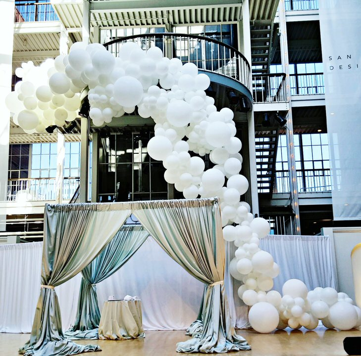 Wedding Balloon Garland San Francisco Bay Area.jpg