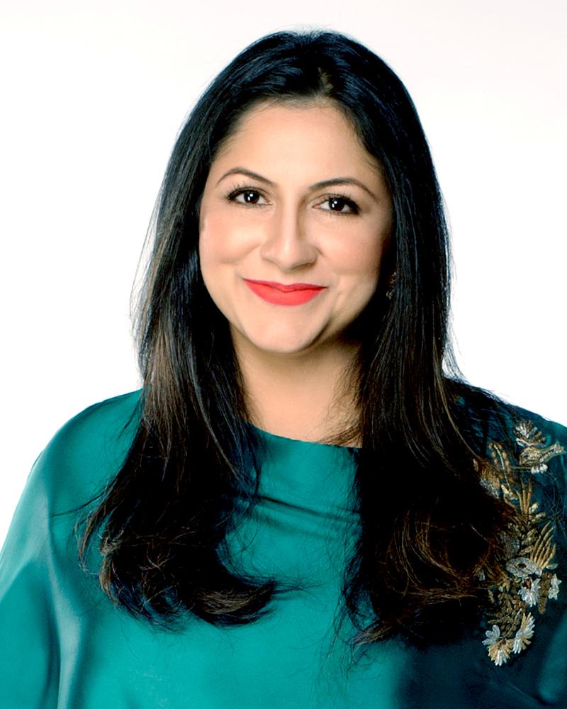 Pakistan Chapter leader Laaleen    Sukhera