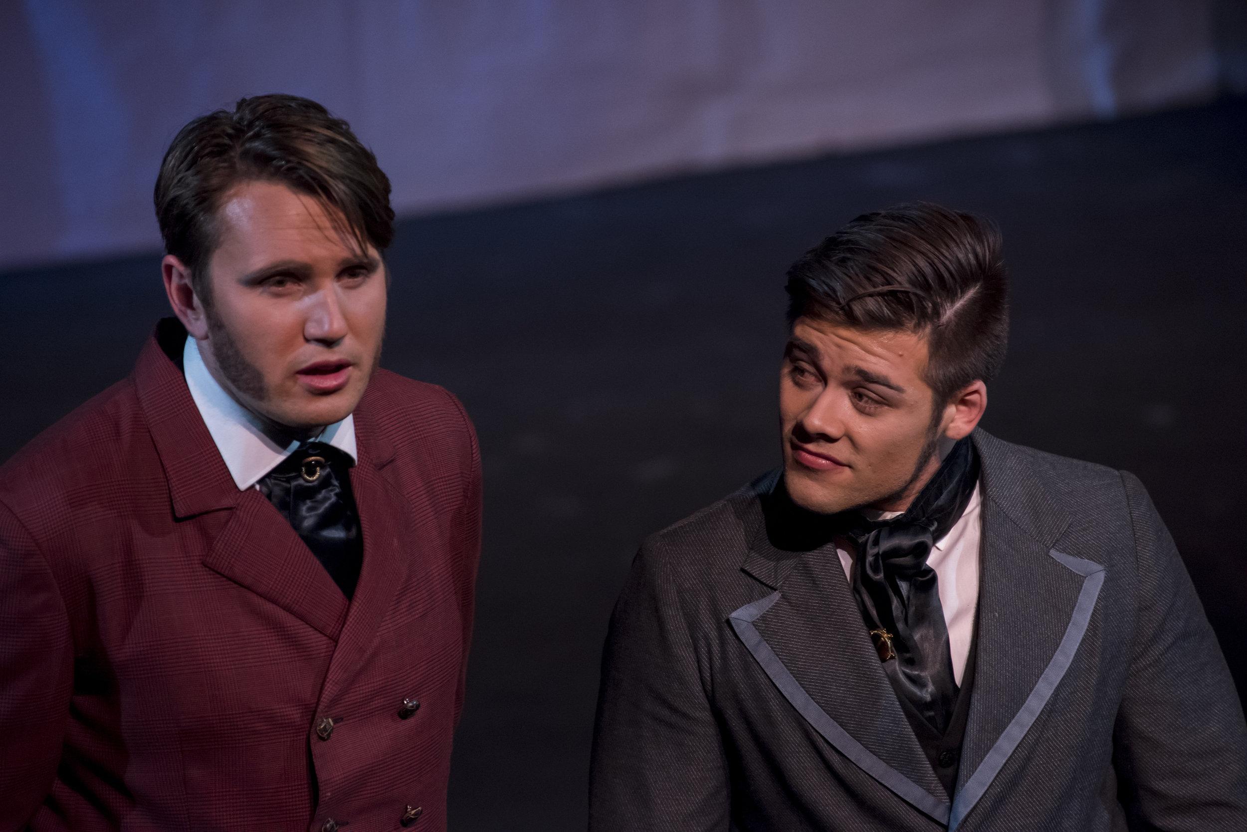 Pride & Prejudice  -Salt House Theatre Company.  Credit: Noel Fisher