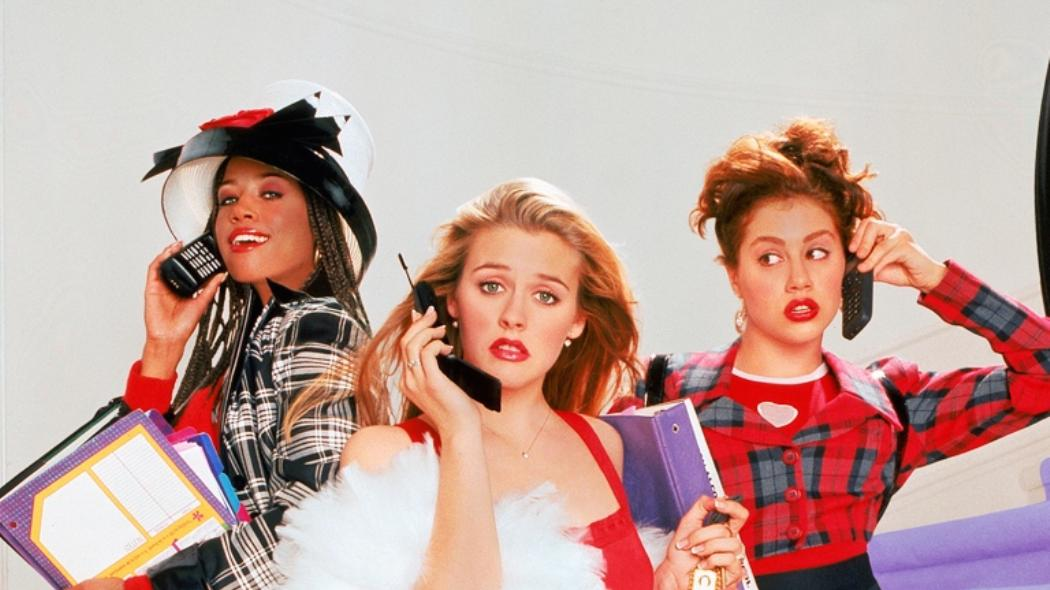 Clueless , a modern day adaptation of  Emma. Credit: Paramount Pictures.