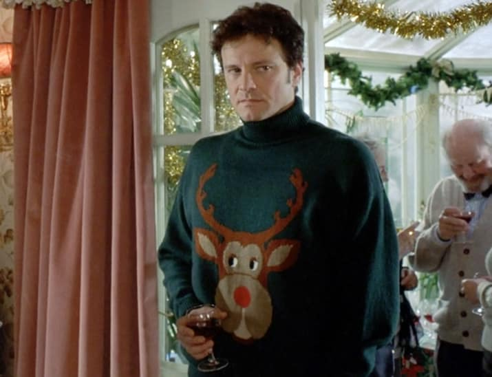 Mark Darcy, the modern day incarnation of Mr Darcy, featured in  Bridget Jones's Diary. Credit: Miramax, Universal Pictures, StudioCanal.