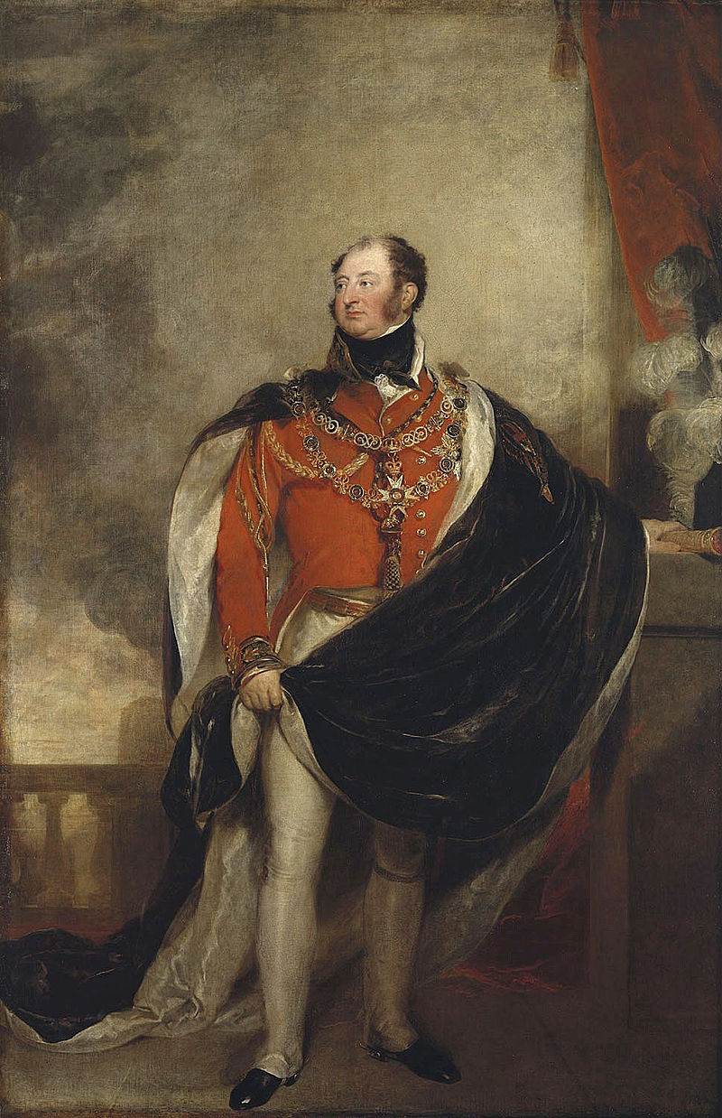 Frederick, Duke of York  (1763-1827)  by Thomas Lawrence (1816)