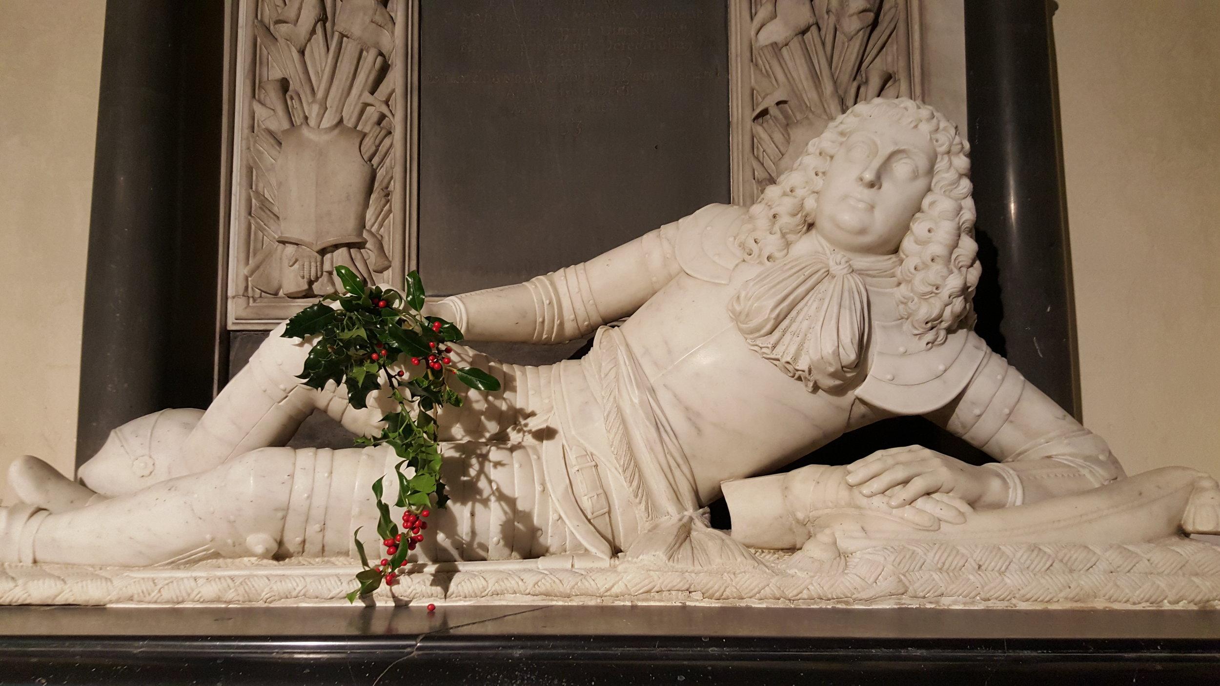 Sir Richard, after a visit from Rita!