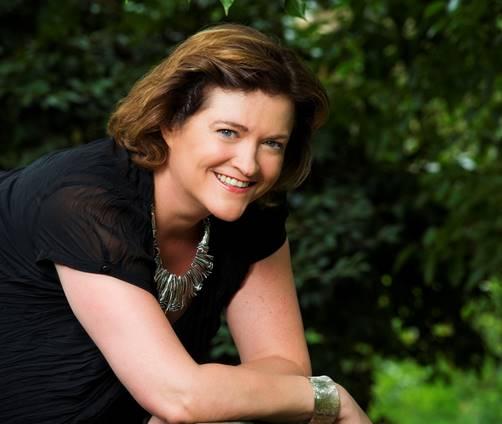 Our founder, Caroline Jane Knight.  Credit: Caroline Jane Knight.