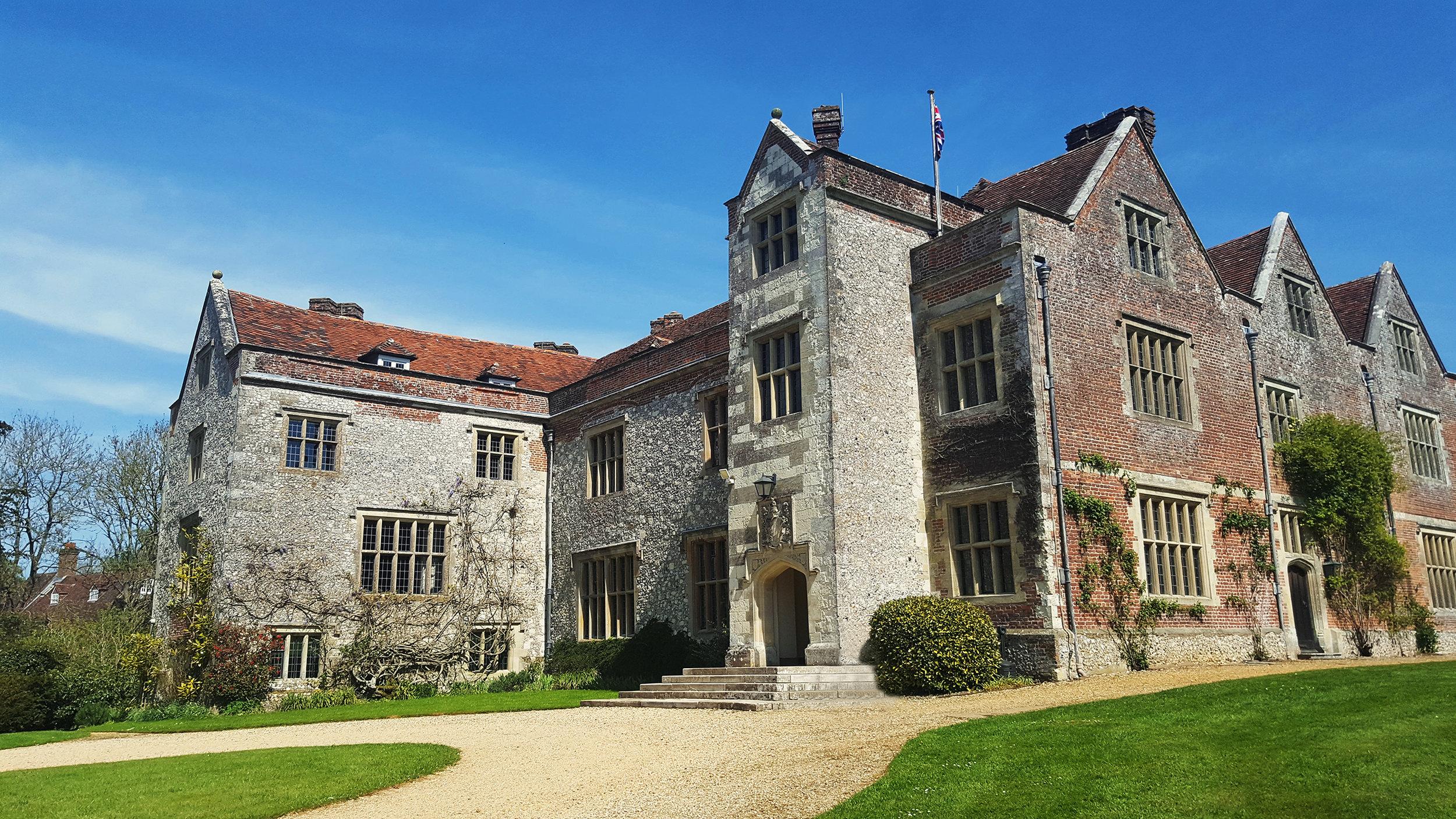 Chawton House.  Credit: Caroline Jane Knight.