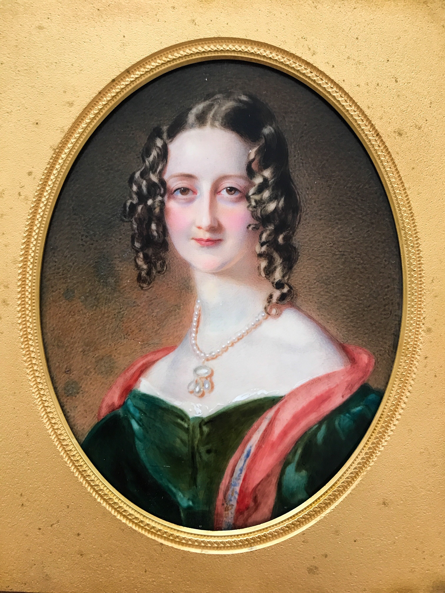 Lady George Hill 1st, Cassandra Jane Knight.  Credit: Karen Ievers.