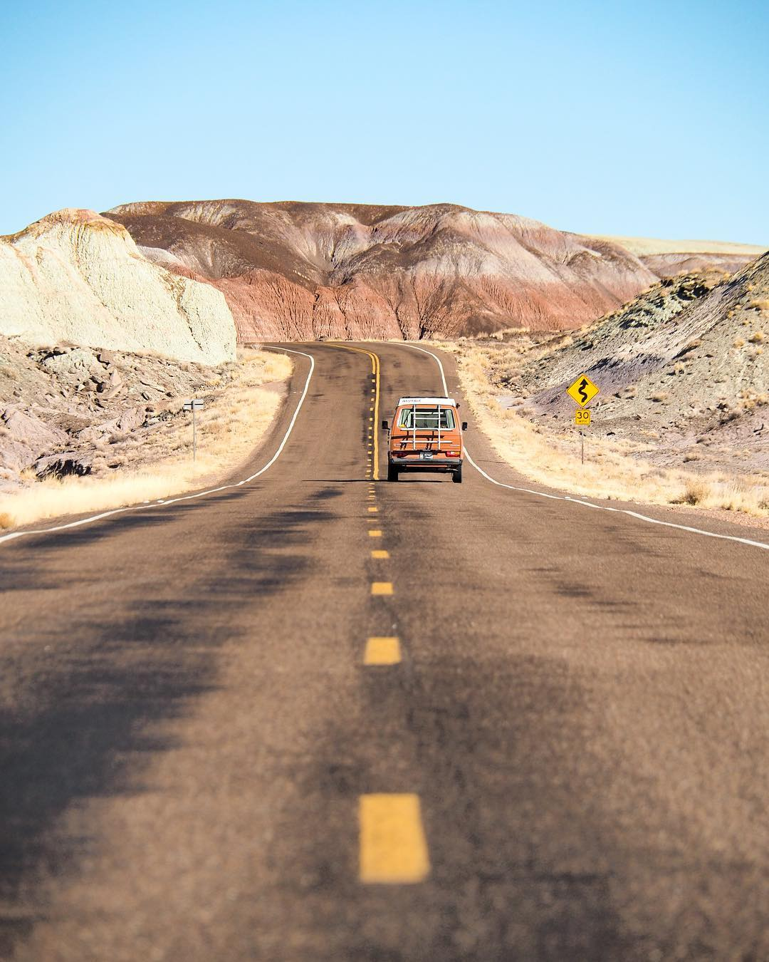 """""""The road is alive and makes us feel alive,"""" says Joana."""