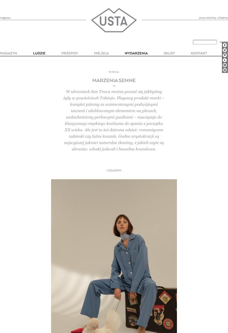 Usta Magazine