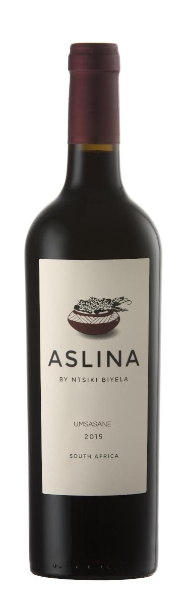 Aslina Umsasane 2015