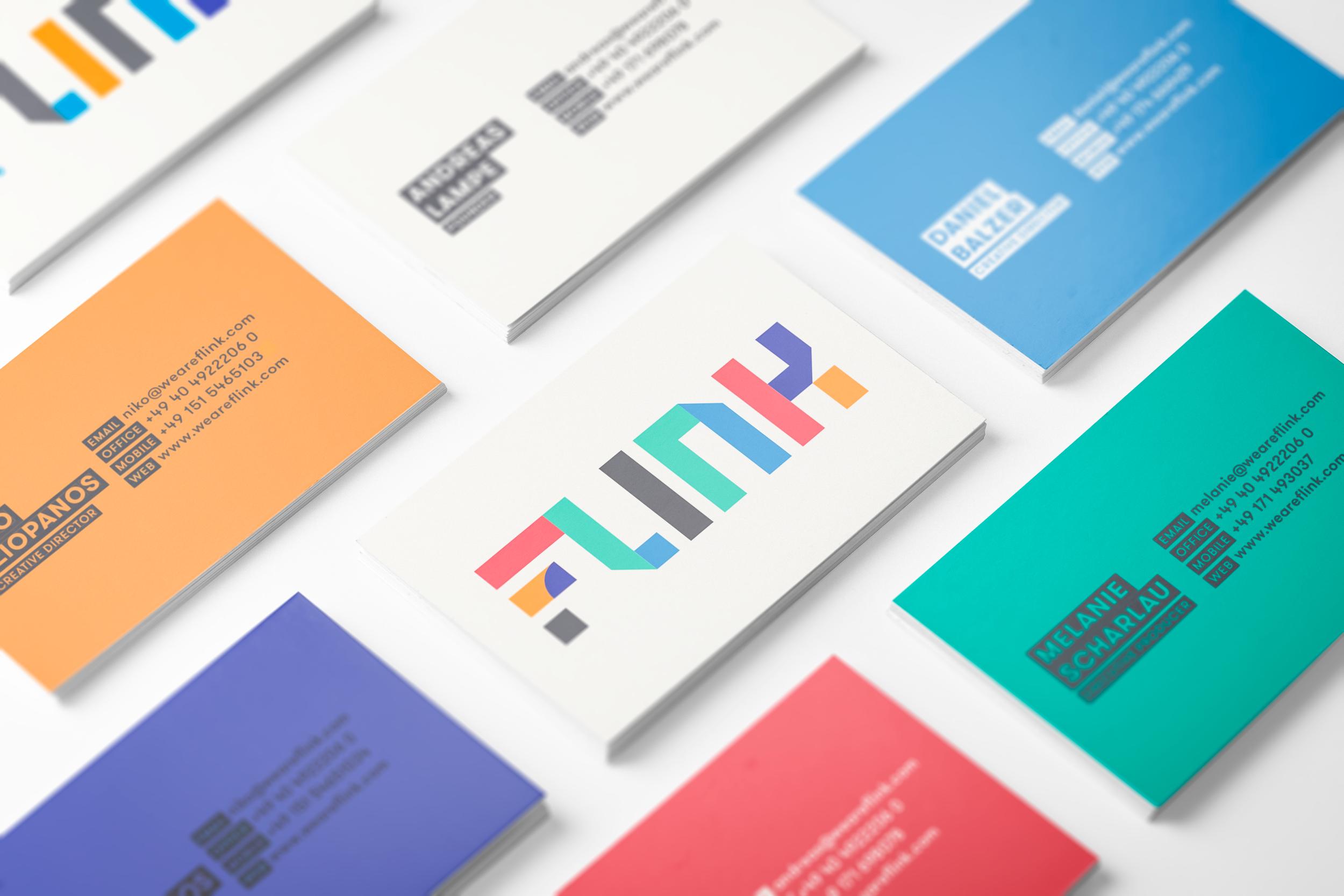 Flink Corporate Design