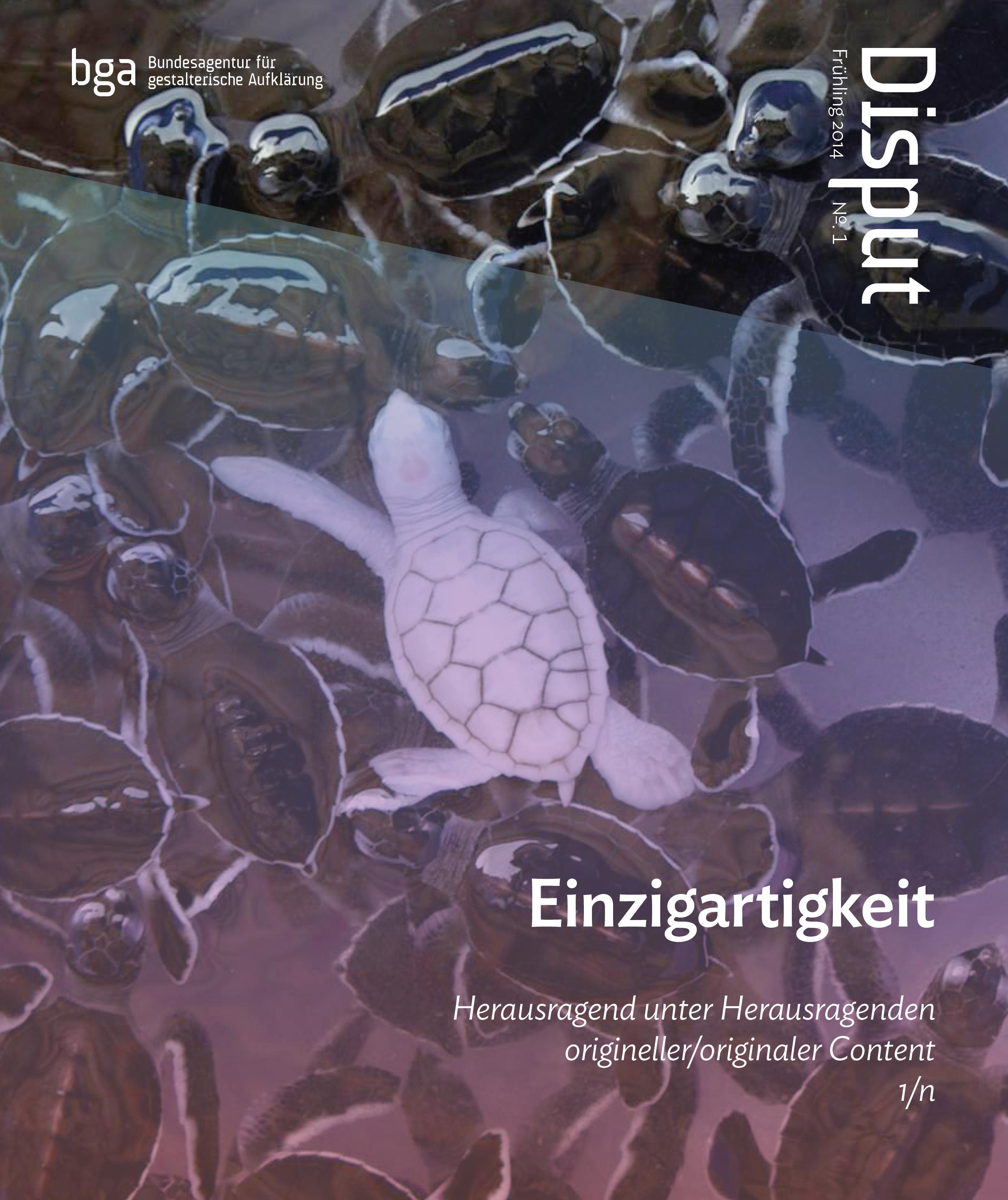 BGA Bundesagentur Magazin