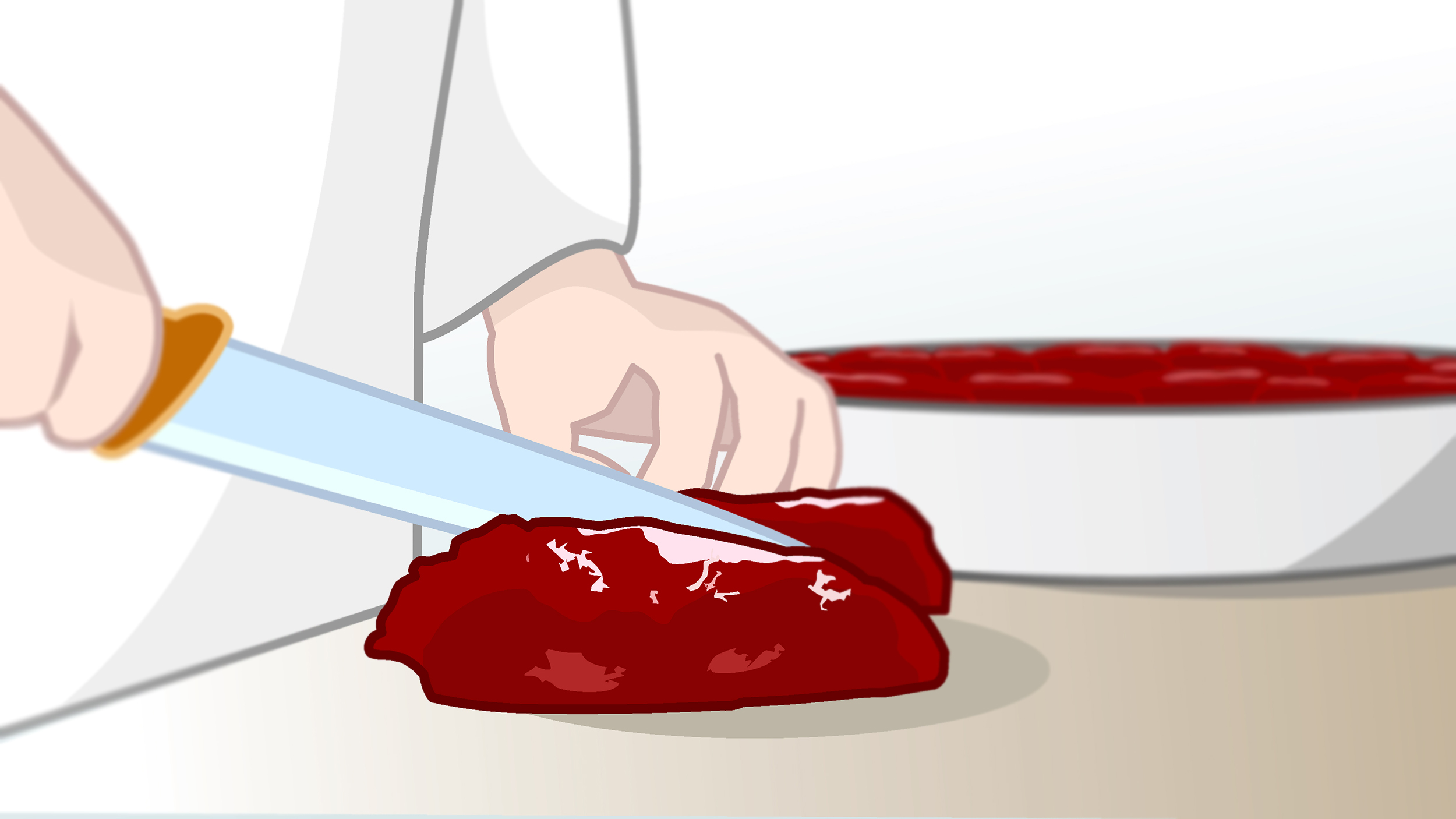 Meat + More Animated Info Movie