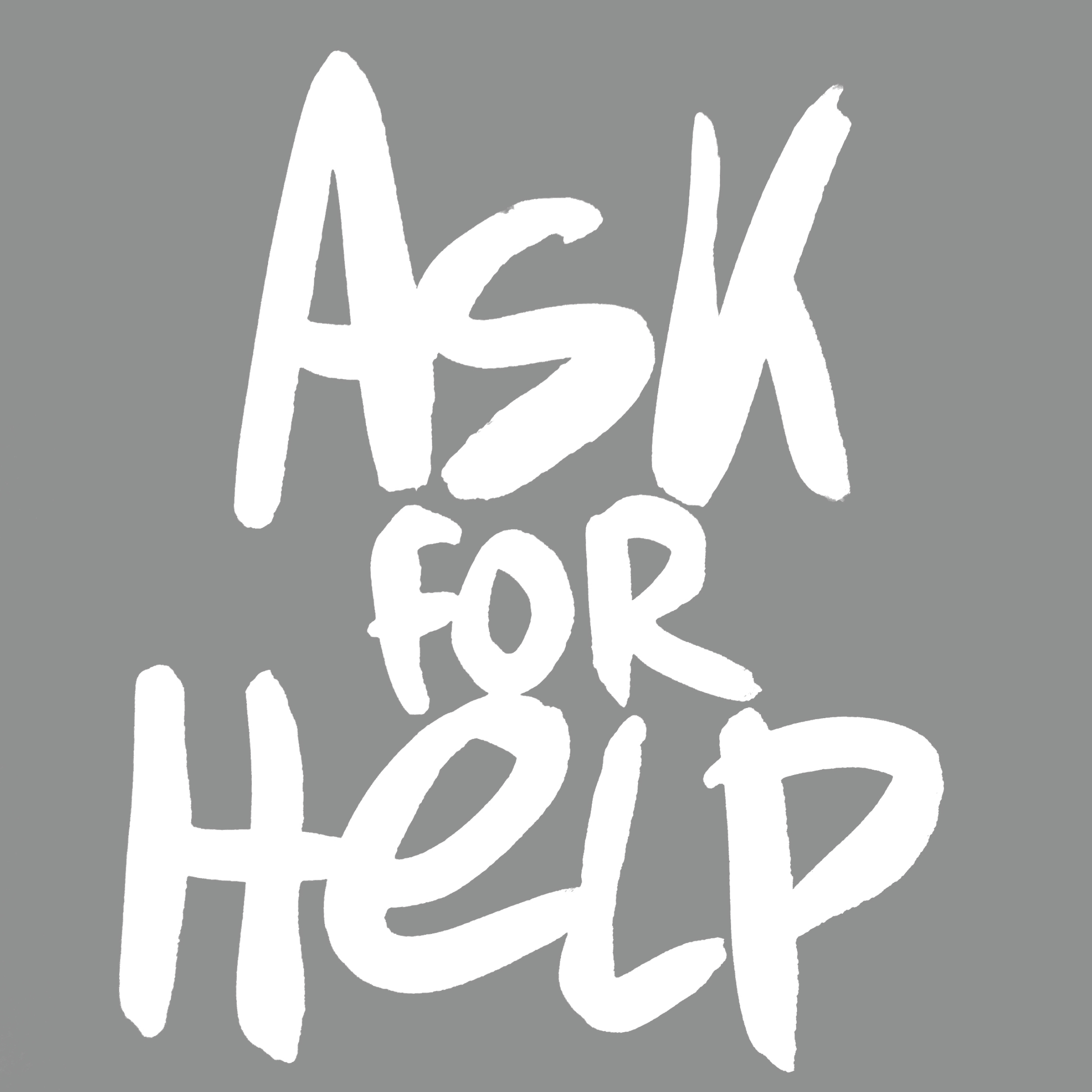 Downloads: print out the Ask for Help message -