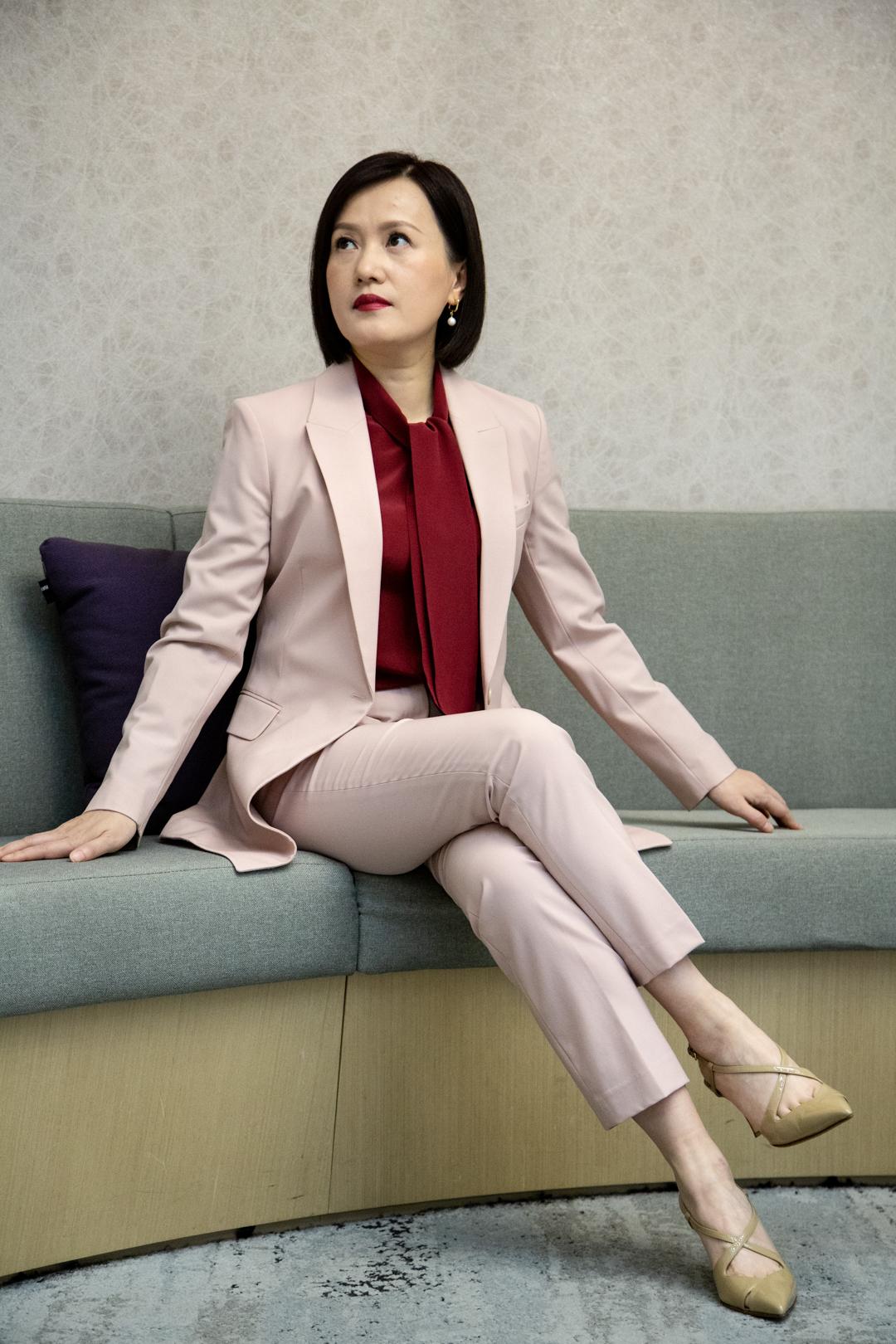 Katherine Weng, Mary Kay's CEO