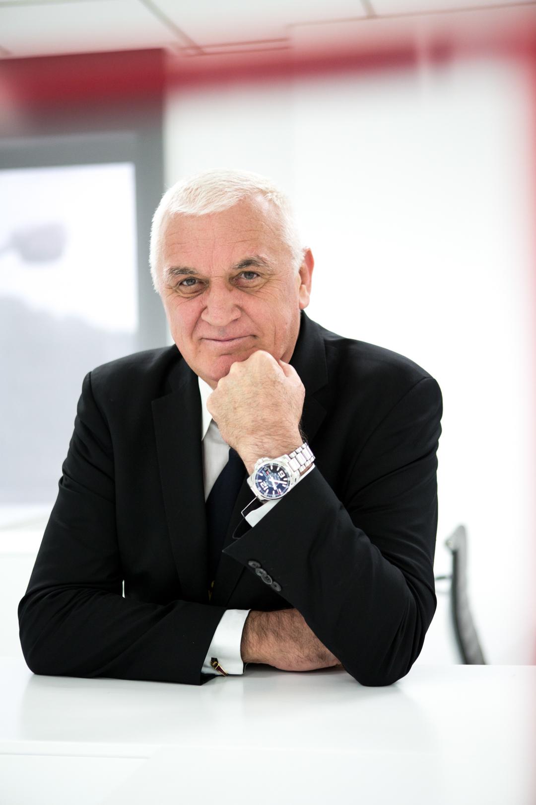 John Mack, Link Engineering's CEO