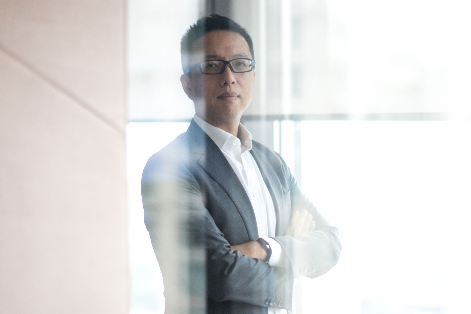 McKinsey's Kevin Wei Wang