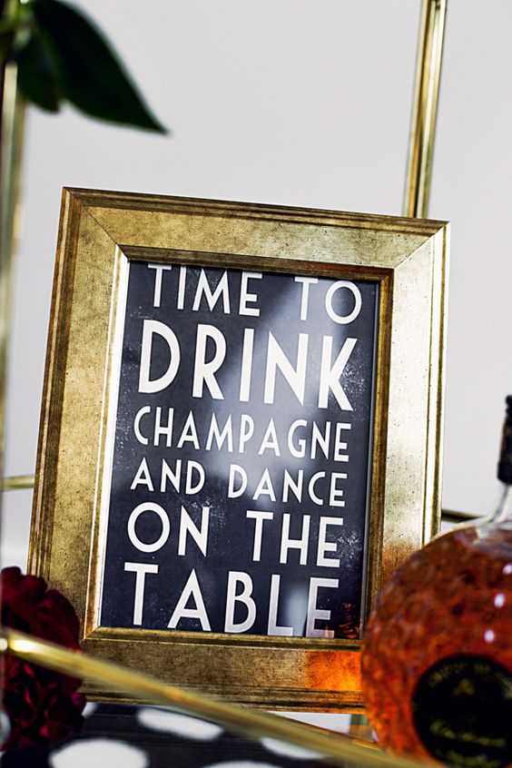 ...And most importantly, have fun! Happy New Year!!   Source: weddingchicks.com