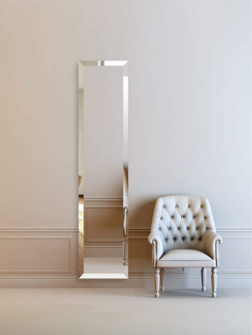Why not try a mirrored radiator? They look so good and yet no-one would ever know what they're really for!I'd love these in my house.   Image: cinier.co.uk
