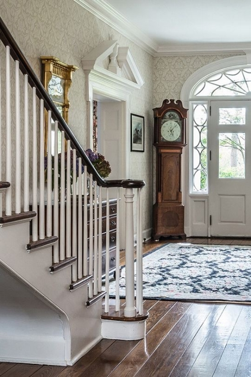Is it the simplicity of time, like the ticking of a grandfather clock, with all the sense of history and connection that it might contain?   Photo: homeadverts.com