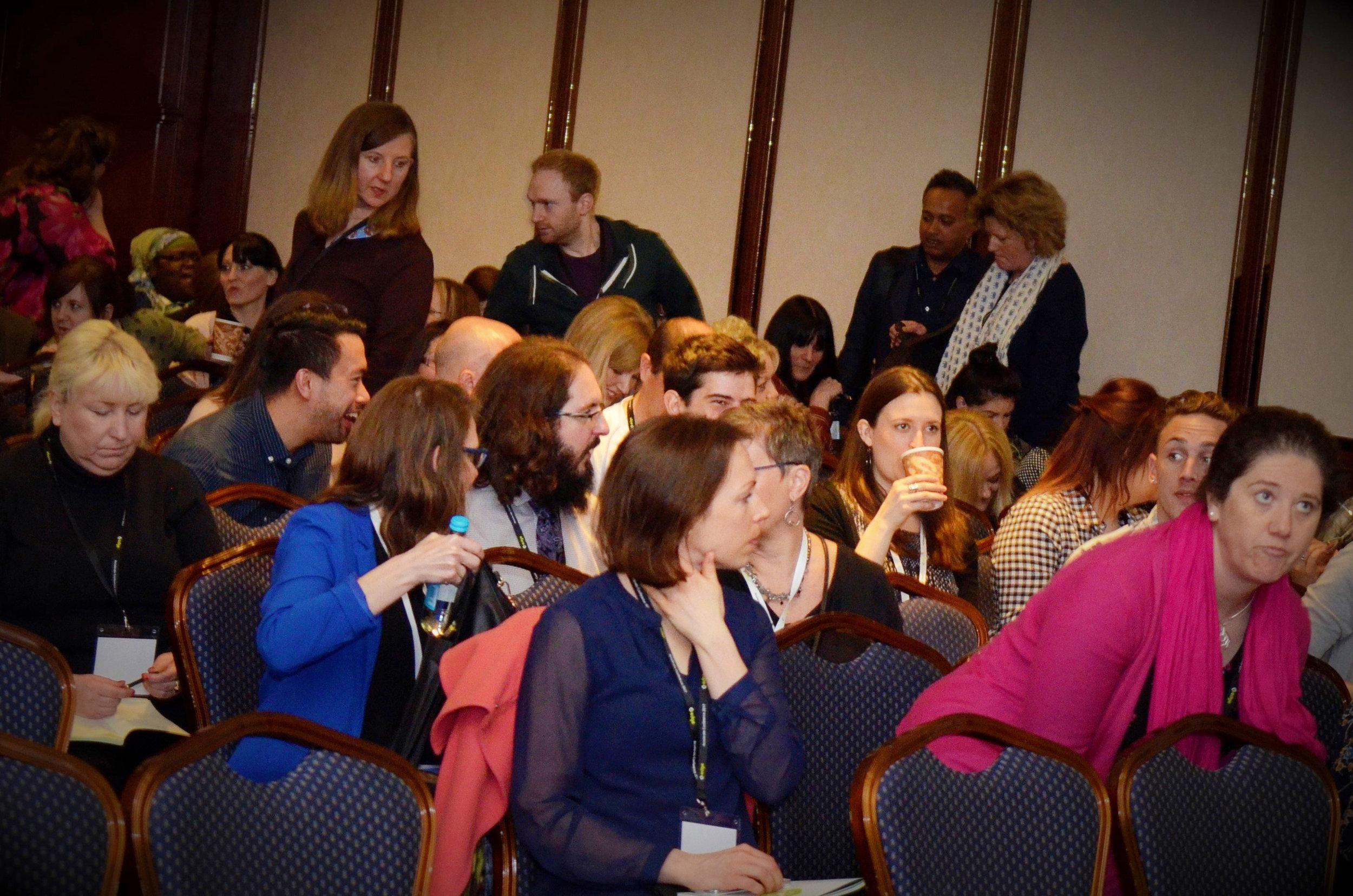 edge conference 2017 delegates