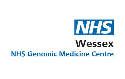 NHS Genomics Medicine Centre Wessex logo
