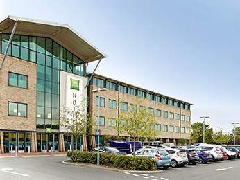 ibis styles Birmingham airport- EDGE user conference 2018