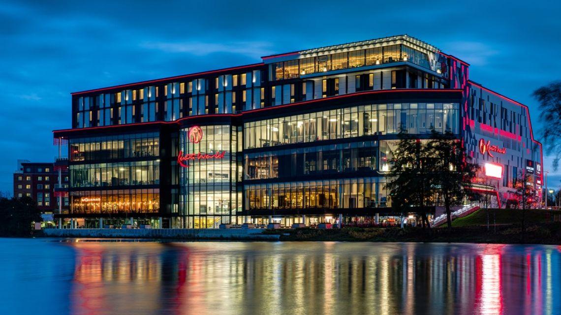 Resorts world birmingham, EDGE user conference 2018