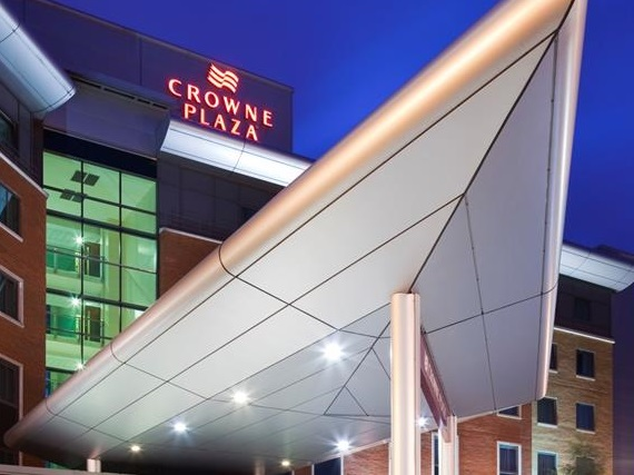 Crowne Plaza Hotel Birmingham NEC- EDGE user conference 2018