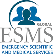 Emergency Scientific and Medical services ESMS GLOBAL EDGE conference