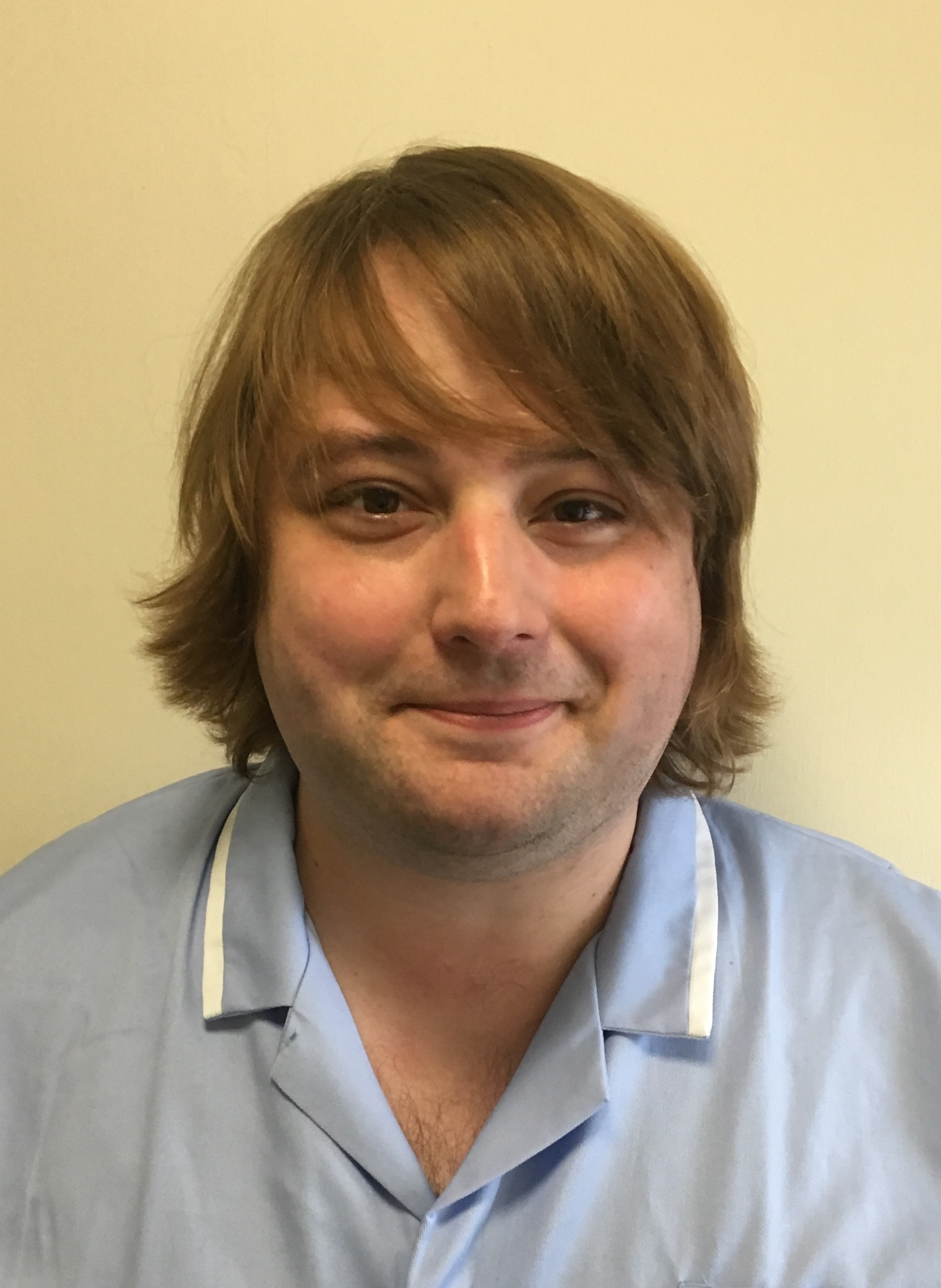 """ANTHONY HOMER -   Clinical Trials Assistant, Dorset County Hospital NHS Foundation Trust   """"EDGE: The Cornerstone of Connection"""""""