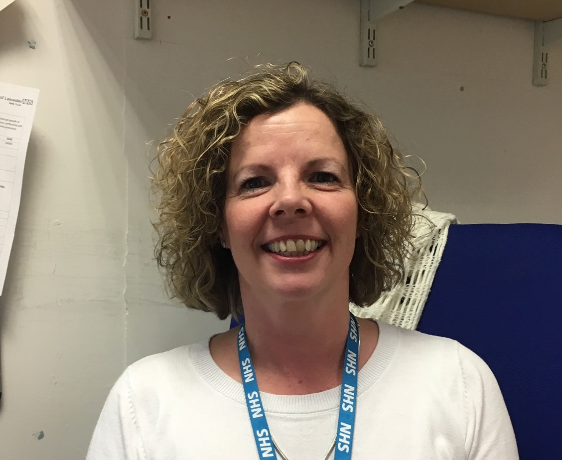 """JOANNE WORMLEIGHTON - Lead Research Radiographer, University Hospitals of Leicester   """"Using EDGE to manage the support service approval process within imaging"""""""
